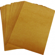 100 x A4 Brown Kraft 255gsm Card - Bulk Buy